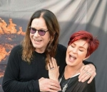 Ozzy and Sharon Osbourne