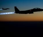 US air force airstrikes