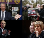 From Russell Brand to Nigel Farage: The top UK politicians of 2014