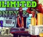 GTA 5 Online: Unlimited money (solo and non-solo) and RP