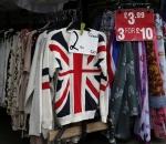 Clothing shop, London