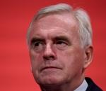 Labour shadow chancellor John McDonnell