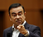 Carlos Ghosn Renault-Nissan CEO