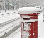 Christmas postal delivery dates