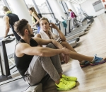 1 in 4 have sex in gym