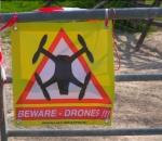UK drone race still from video
