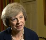Theresa May Scottish meeting