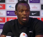 Usain Bolt on doping
