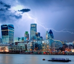financial crisis city london istock