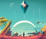 No Man's Sky artwork cover
