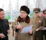 North Korea threat London diplomat
