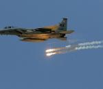 A USAF fighter jet