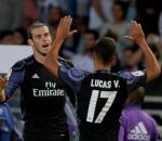 Gareth Bale & Lucas Vasquez