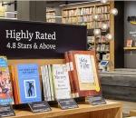 Amazon Books in the US