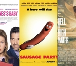 September film preview: Sausage Party, Bridget Jones's Baby and Hell Or High Water