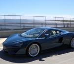 Apple reportedly looking to buy supercar maker McLaren