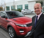 Jeremy Hicks Jaguar Land Rover