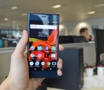 Sony Xperia XZ review main
