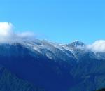 Bhutan mountain