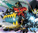 Pokemon Sun Moon Ultra Beasts