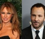 Melania Trump and Tom Ford