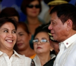 Vice President Leni Robredo President Rodrigo Duterte