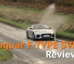 Jaguar F-Type SVR review