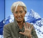 Christine Lagarde Davos 2017