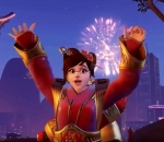 Overwatch Year of the Rooster Mei