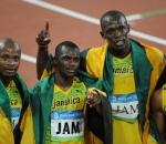 Jamaica 4x100m relay team