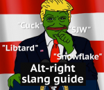 Snowflake, SJW, cuck: A guide to alt-right slang