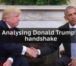 Analysing Donald Trump's handshake