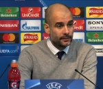 Pep Guardiola praises team after win