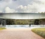 The Steve Jobs theatre
