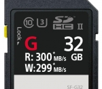 Sony launches SF-G series SD cards