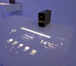 Xperia Touch projector