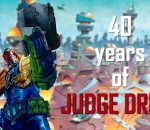 40 years of Judge Dredd