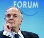Paul Polman in Davos