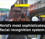 Xjera Labs' facial recognition system