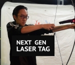 Next gen laser tag