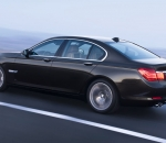 BMW 7-series recall door fault