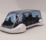 Boring company car