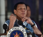 Philippines President Rodrigo Duterte war on drugs
