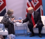 Donald Trump promises 'very, very big' UK trade deal