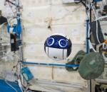 ISS Japanese camera bot