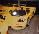McLaren F1 in secret Brunei car collection