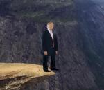 Push Trump Off A Cliff Again! game