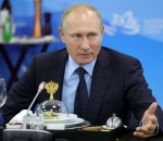 Putin says when AI will 'eat us'