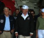 Donald Trump forgets Melania Trump