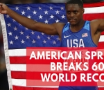 american-sprinter-breaks-world-record-of-20-years-in-60-metres
